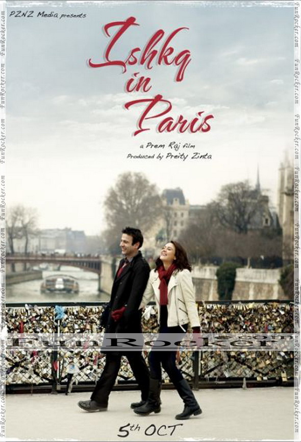 Ishq In Paris (2012) First Look