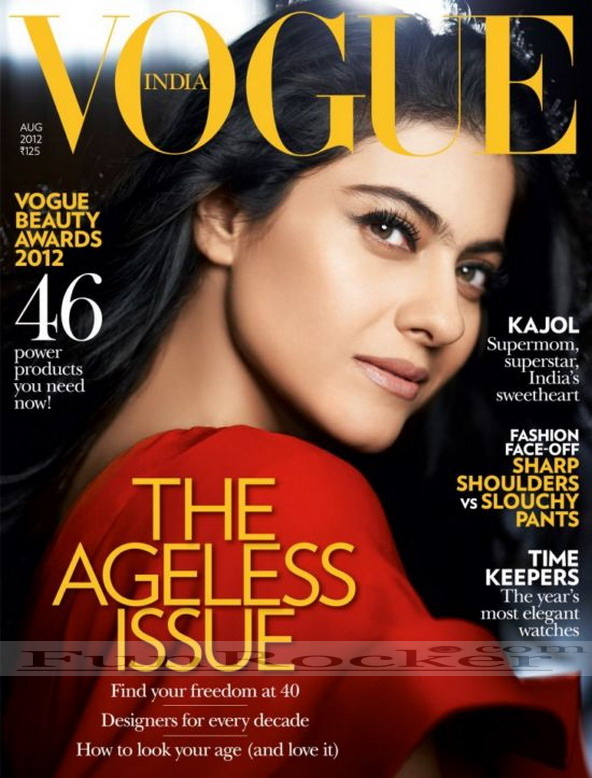 Kajol Devgan Vogue India