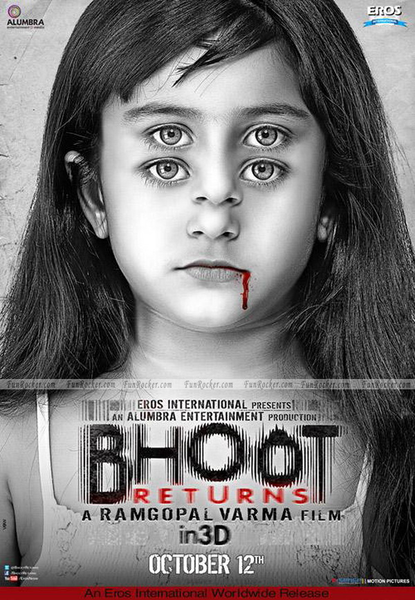 Bhoot Returns First Look