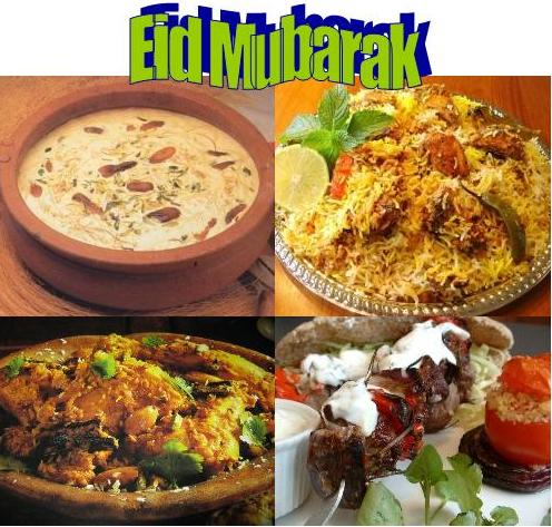 Eid ul Adha 2012 Special Food Recipes