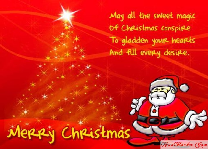 Happy Christmas Greetings