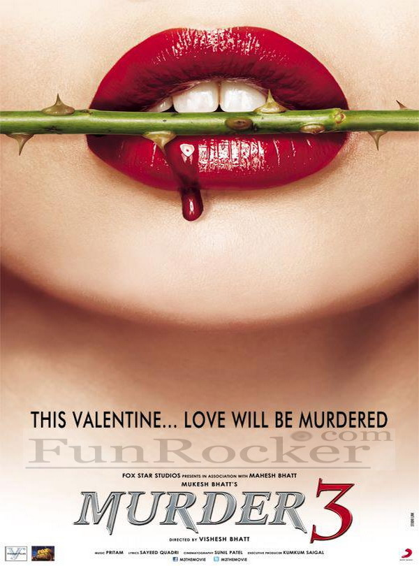 Murder 3 First Look