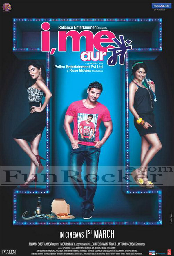 I Me Aur Main First Look