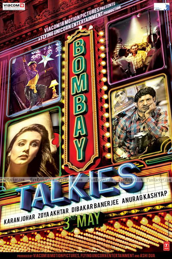 Bombay Talkies First Look