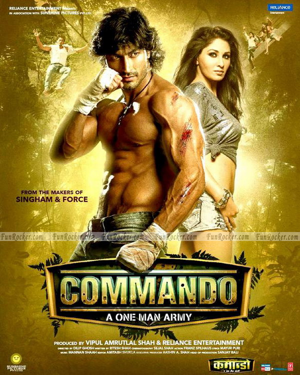 Commando First Look