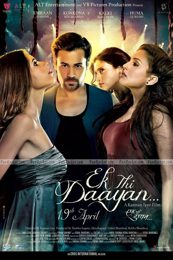 Ek Thi Daayan First Look