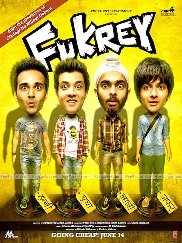 Fukrey First Look
