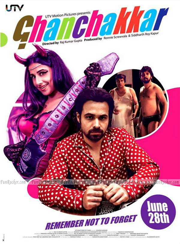 Ghanchakkar First Look