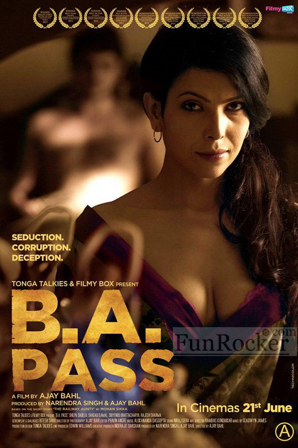 BA Pass First Look