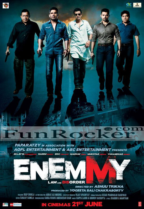 Enemmy First Look