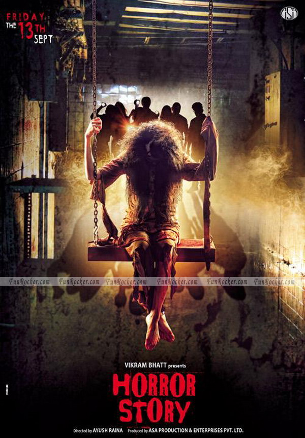 Horror Story First Look