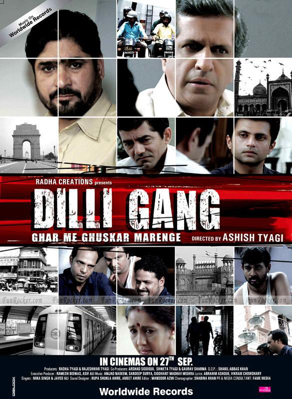 Dilli Gang First Look