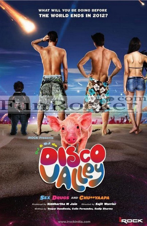 Disco Valley First Look