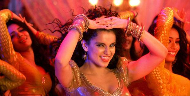 Kangana Ranaut in Zulmi Re Zulmi
