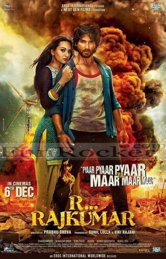 R Rajkumar First Look