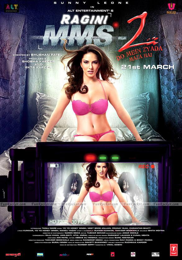 Ragini MMS 2 First Look
