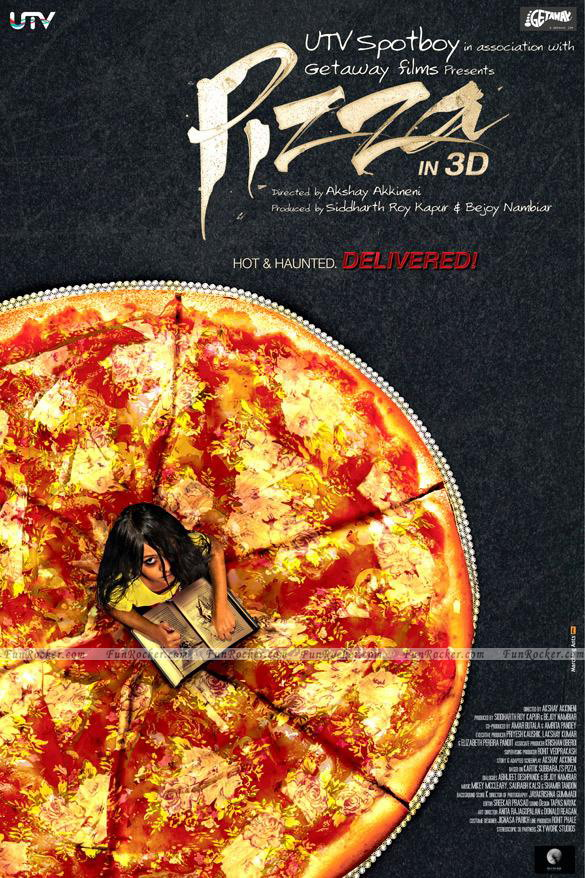 Pizza First Look
