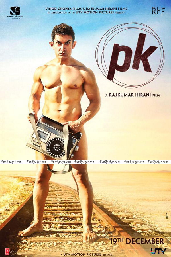 Movie PK First Look