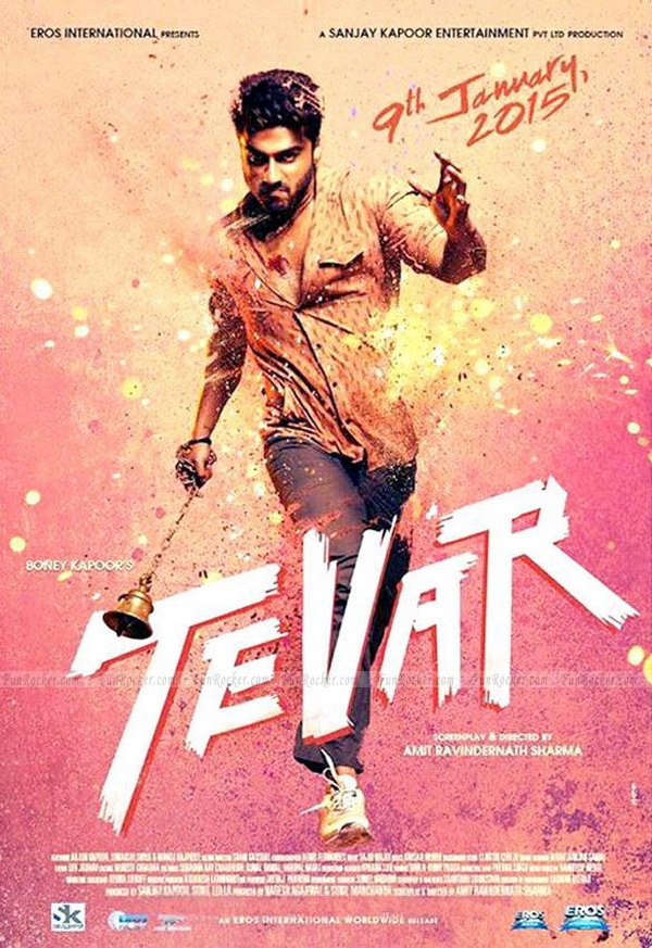 Movie Tevar First Look