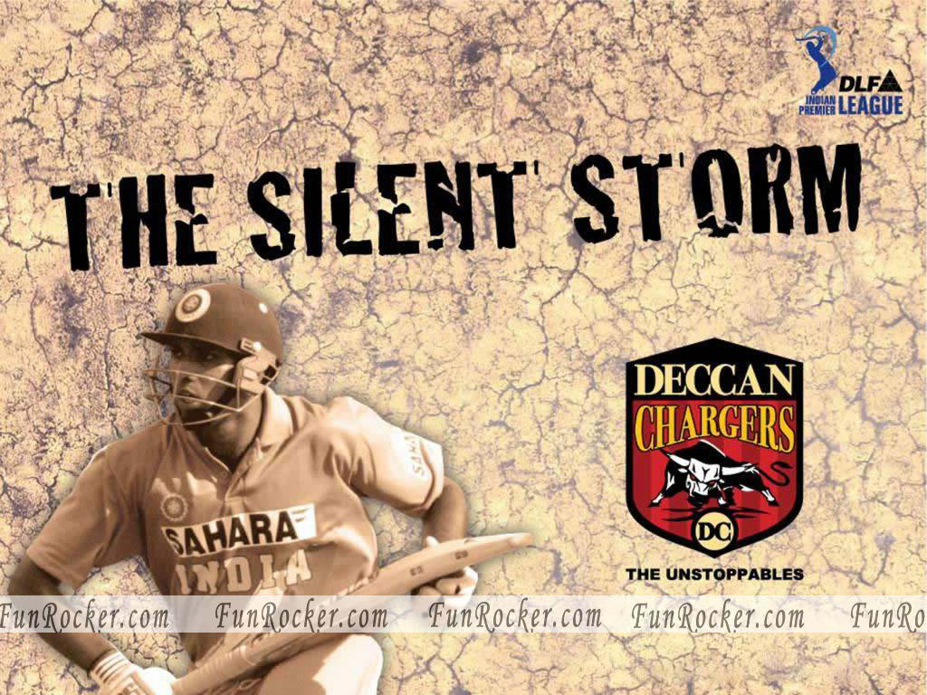 Deccan chargers funrocker cricket deccan chargers ipl 3 biocorpaavc Image collections