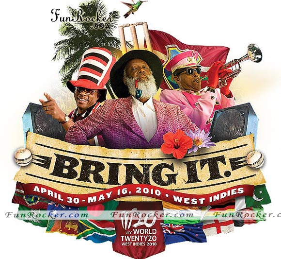 T 20 West Indies World Cup 2010