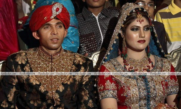 Mohammad Asif Wedding Pictures