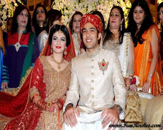 Aisam ul Haq Wedding Pictures