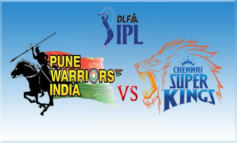 Chennai Super Kings vs Pune Warriors IPL 5