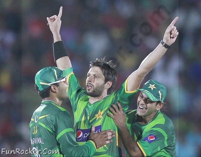 You can get Pakistan Cricket Team Latest Photod at Sri Lanka Series ...