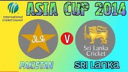 Pakistan vs Sri Lanka Asia Cup 2014