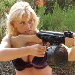 Hot Girls With Weapons Photos